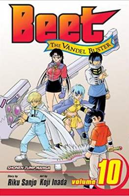 Beet the Vandel Buster (Softcover) #10