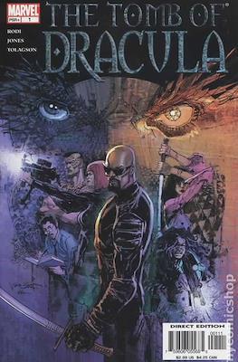 The Tomb of Dracula Vol. 4 (2004-2005) (Comic Book) #1