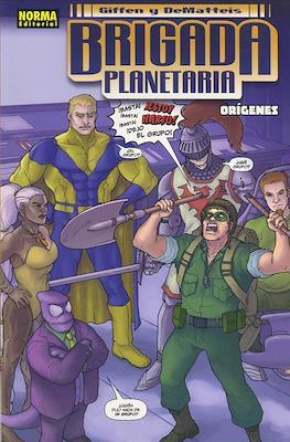 Brigada Planetaria (Rústica 48 pp) #2