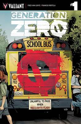 Generation Zero (Softcover) #1