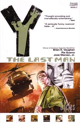 Y: The Last Man (Softcover 128-144-168 pp) #2