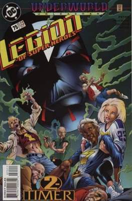 Legion of Super-Heroes Vol. 4 (1989-2000) (Comic-book) #75
