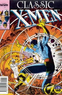 Classic X-Men Vol. 1 (1988-1992) #5