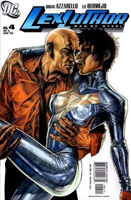 Lex Luthor. Man Of Steel (Comic Book) #4