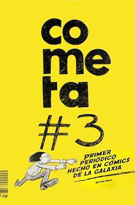Cometa #3 - El primer periódico hecho en cómics de la galaxia