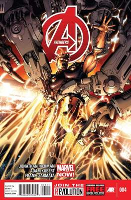 Avengers Vol. 5 (2013-2015) (Comic Book) #4