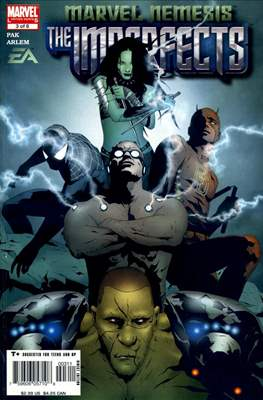 Marvel Nemesis: The Imperfects (Grapa) #3
