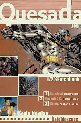 Quesada / Kevin Nowlan Sketchbook