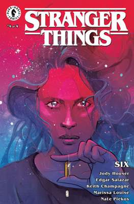 Stranger Things: Six (Variant Covers) (Comic Book) #4