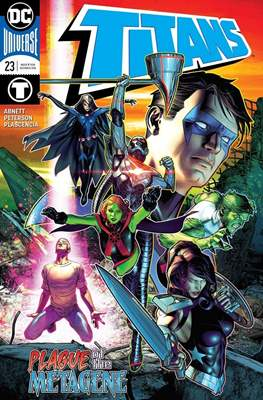Titans Vol. 3 (2016- 2019) (Comic-book) #23