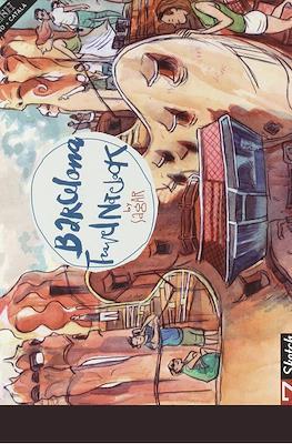 Barcelona Travel Notebook