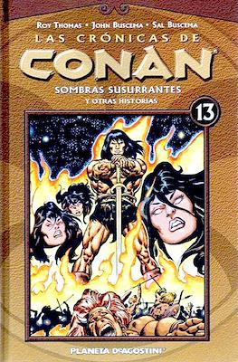 Las Crónicas de Conan (Cartoné 240 pp) #13