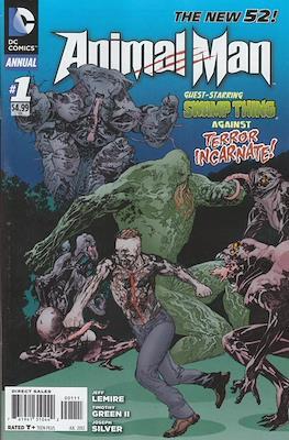 Animal Man vol. 2 (2011-2014) (Comic-book) #9.1