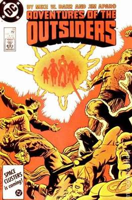 Batman and the Outsiders (1983-1987) (Comic Book) #39