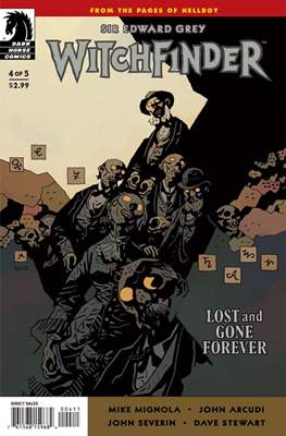 Witchfinder (comic-book) #9