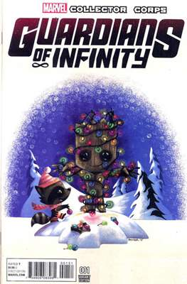 Guardians of Infinity (Variant Cover) (Comic Book) #1.3