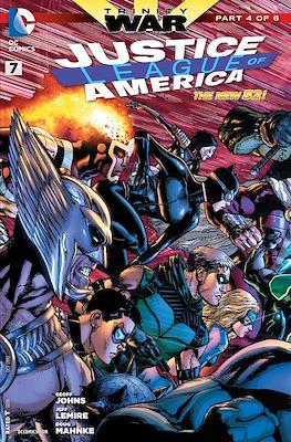 Justice League of America Vol. 3 (2013-2014) (Comic-Book) #7