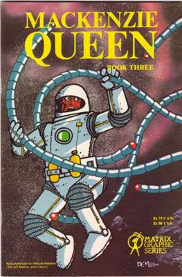MacKenzie Queen (Comic Book) #3