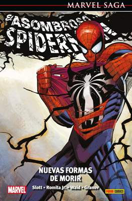 Marvel Saga: El Asombroso Spiderman (Cartoné) #17