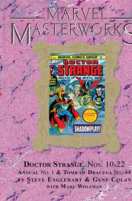 Marvel Masterworks (Hardcover) #196