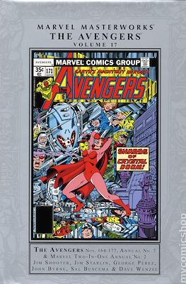 Marvel Masterworks The Avengers (Hardcover) #17