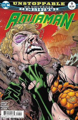 Aquaman Vol. 8 (2016-2021) #9
