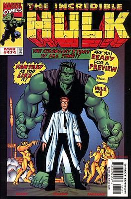 The Incredible Hulk Vol. 1 (1962-1999) (Comic Book) #474