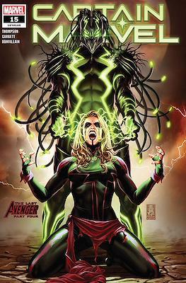 Captain Marvel Vol. 10 (2019-) (Comic Book) #15