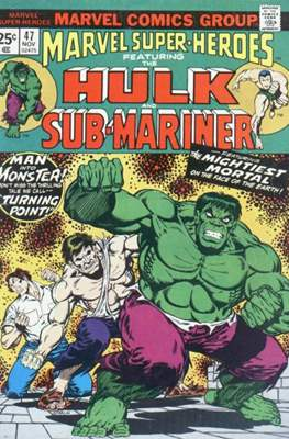 Marvel Super-Heroes (Grapa) #47
