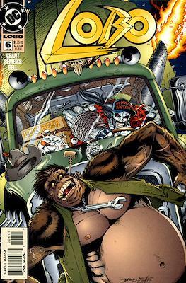 Lobo Vol. 2 (1993 - 1999 Grapa) #6