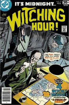 The Witching Hour Vol.1 (Comic Book) #77