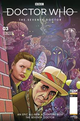 Doctor Who: The Seventh Doctor (Comic Book) #3