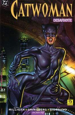 Catwoman. Desafiante