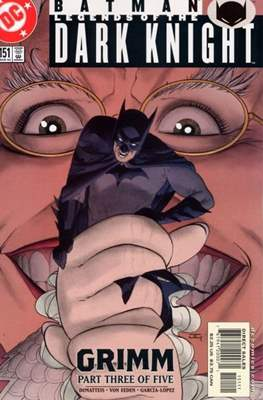 Batman: Legends of the Dark Knight Vol. 1 (1989-2007) (Comic Book) #151