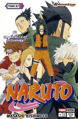 Naruto (Rústica) #37