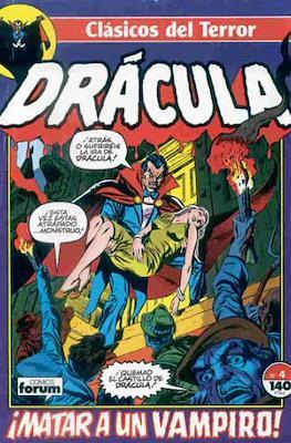 Clásicos del Terror: Drácula (1988-1989) (Grapa. 17x26. Color.) #4