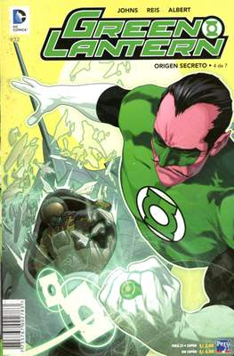 Green Lantern: Secret Origins (Grapas) #4