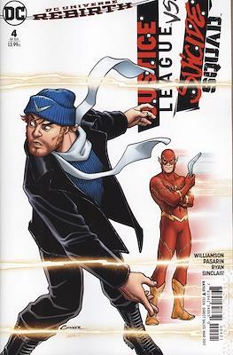 Justice League vs Suicide Squad. Variant Covers (Comic Book) #4