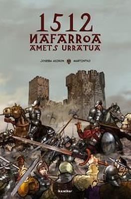 1512 - NAFARROA Amets Urratua