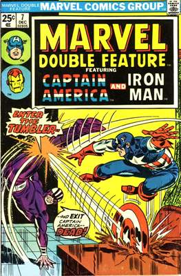 Marvel Double Feature Vol 1 (Grapa, 32 págs. (1973-1977)) #7