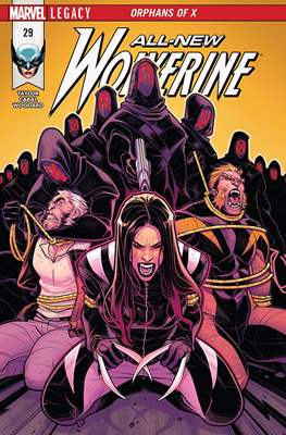 All-New Wolverine (2016-) #29