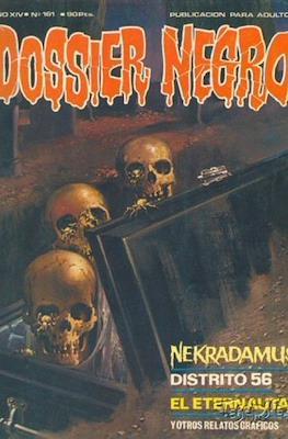 Dossier Negro (Rústica y grapa [1968 - 1988]) #161