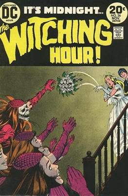 The Witching Hour Vol.1 (Grapa) #36