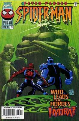 Spider-Man (Vol. 1 1990-2000) (Comic Book) #79