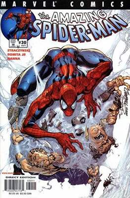The Amazing Spider-Man Vol. 2 (1999-2014) (Comic-Book) #30 (471)
