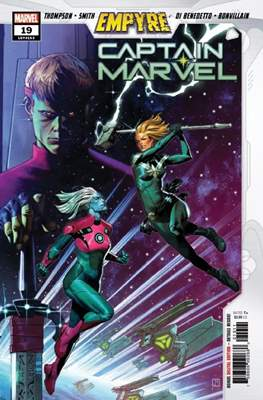 Captain Marvel Vol. 10 (2019-) (Comic Book) #19