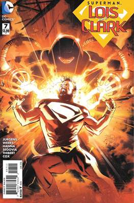Superman: Lois & Clark (2015-2016) (Saddle-stitched) #7