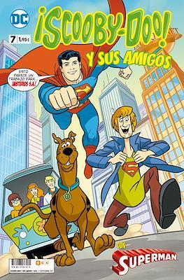 ¡Scooby-Doo! y sus amigos #7
