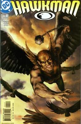 Hawkman Vol. 4 (2002-2006) (Comic book) #11