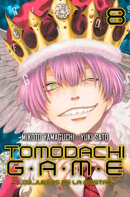 Tomodachi Game (Rústica con sobrecubierta) #8